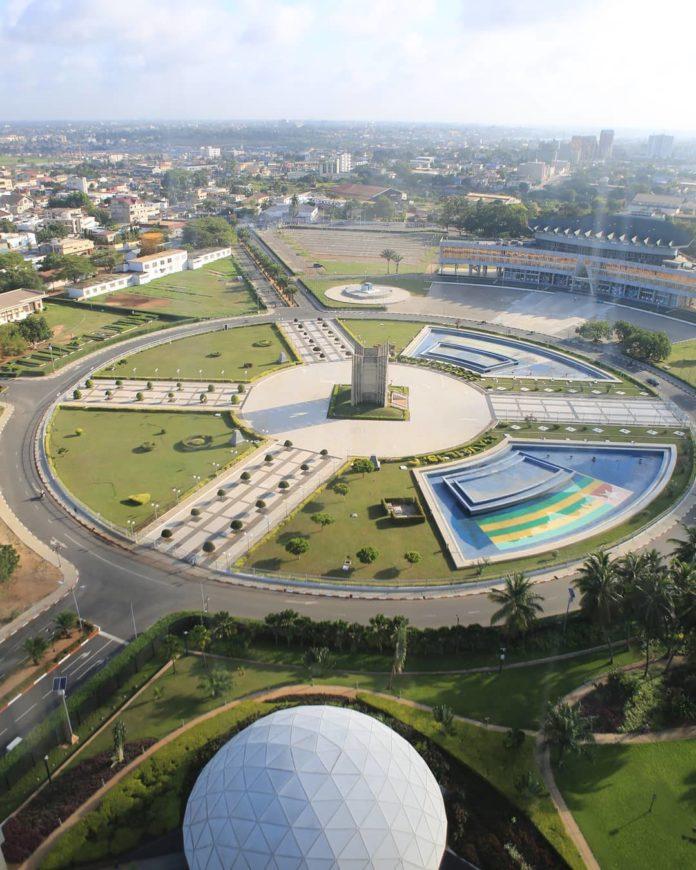 Vue aérienne 4 bonnes raisons de partir en voyage au Togo