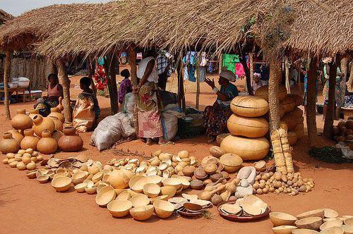 région centrale-Togo