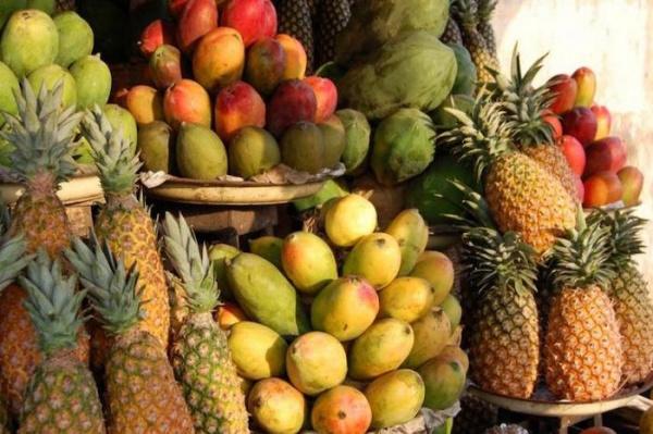 Les fruits-Togo