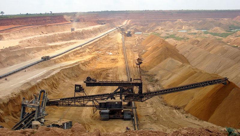 L'extraction du phosphate-Togo