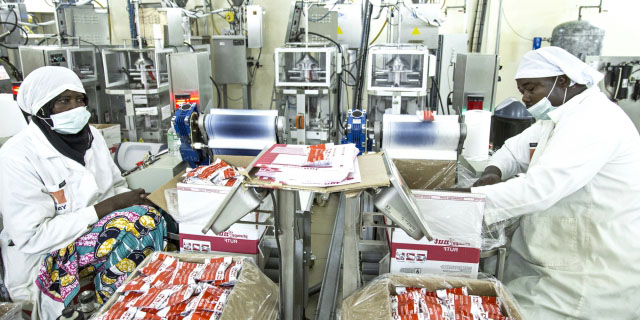 industrie agroalimentaire-Togo