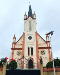 kpalime la cathedrale du saint esprit
